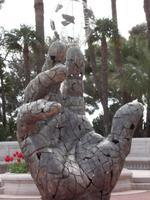 Skulptur Monte Carlo