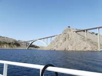 Schifffahrt - Krk-Brücke