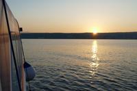 Sonnengruß in der Kvarner Bucht