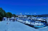 Inselrundfahrt – Besichtigung der Stadt Krk