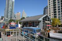 Am Hafen von Toronto