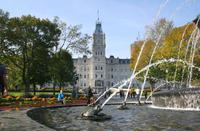 Parlamentsgebäude von Quebec