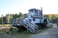 Holzfäller-Museum im Algonquin-Park