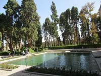 Kashan - Fin-Garten
