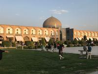 Isfahan - Imam-Platz Abendstimmung