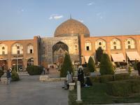Isfahan - Lotfullah-Moschee - Abendstimmung