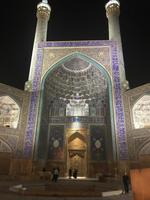 Isfahan - Imam-Moschee Abendstimmung
