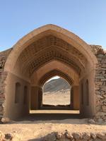 Yazd - Türme des Schweigens