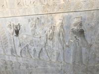 Persepolis - Relief der Delegationen