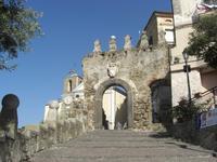 Eingang zur Altstadt von Agropoli