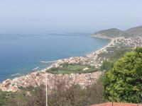 Blick von Castellabate
