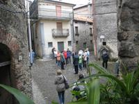 am Museum in Stio