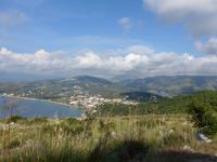 Cilento, Palinuro, Blick vom Leuchtturm