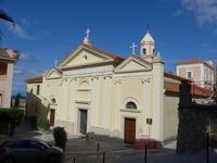 Cilento, St. Maria di Castallabate, Kirche Santa Maria a mare