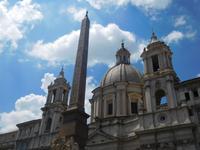 Piazza Navona in Rom (2)