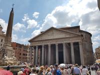 Das Pantheon in Rom (6)