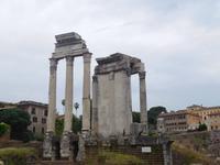 Das Forum Romanum in Rom (2)