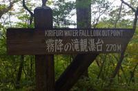Kirifuri Wasserfall - Nikko