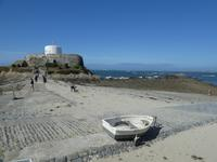 Guernsey, Fort Grey