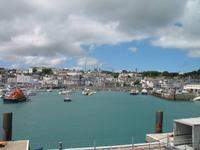 St. Peter Port auf Guernsey