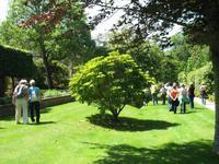 Besuch von Privatgärten auf Jersey