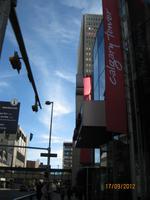 Zu Besuch auf dem Calgary Tower