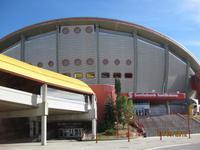 Das Stadion von Calgary