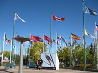 Zu Besuch im Olympia Park in Calgary