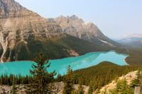 Peyto Lake am Icefield Parkway