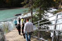 Rearguard Falls am Fraser River