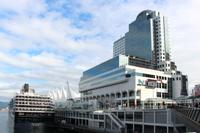 Stadtrundfahrt in Vancouver - Canada Place