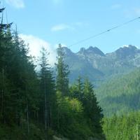 Fahrt zur Westküste auf Vancouver Island