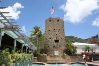 Blackbeards Castle in Charlotte Amalie