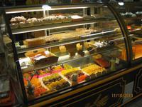 Süße Leckereien auf dem Markt von Avignon