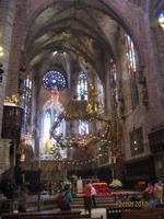 Zu Besuch in der Kathedrale von Palma