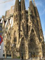 Zu Besuch in Besuch in Barcelona