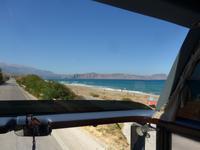 Kreta, Küstenstrasse