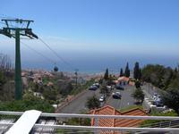 Madeira, Funchal, Seilbahn