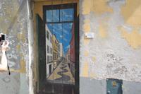 hübsch verzierte Türen in der Santa Maria (Altstadt)