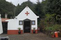 kleine Kapelle am Ribeiro Frio