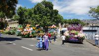Madeira, Funchal, Blumenfest