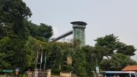 Singapur, Sentosa, Sky Walk Siloso