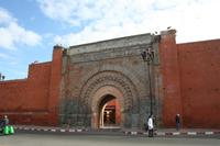 Bab Agnaou in Marrakesch