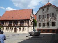 In Bad Kissingen