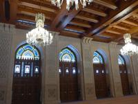 Oman, Muskat, Sultan Qaboos Grosse Moschee