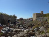 Oman, Jebel Akhdar, Wanderung 3 Dörfer