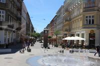 Stadtrundfahrt in Stettin