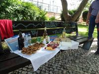 Singlereise Portugal _ Picknick in Loule