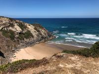 Aussichtspunkt Praia Odeceixe