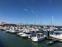 Hafen von Villa Real de St. Antonio